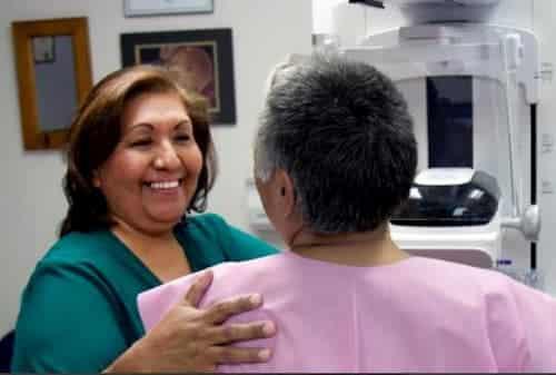 Native American 'Angels' Help Ease Burden of Cancer