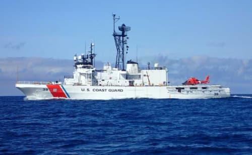 Coast Guard Cutter Alex Haley Returns to Port after Bering Sea Patrol