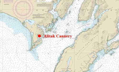 Kodiak Fisherman Perishes in Boating Accident near Alitak Cannery
