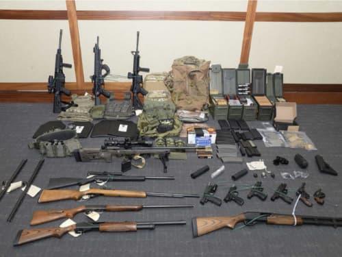 US Coast Guard Officer Held in Alleged Mass Murder Plot