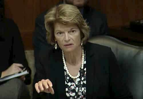Murkowski questions National Guard and Reserve Leaders on Arctic Training