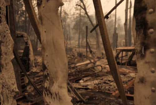 California's Deadliest Fire Leaves 48 Dead, Hundreds Missing