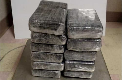 Brownsville CBP Officers Seize Narcotics Valued at More Than $272K in Two Seizures