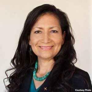 Interior Department Secretary nominee Debra Haaland. Courtesy photo