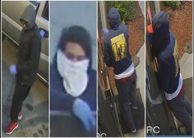 Burglars Crash Through Doors, Steal Massive Amount of Guns Thursday