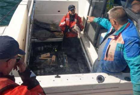 Coast Guard Responds to Two Vessels in Distress, Tows Both to Valdez
