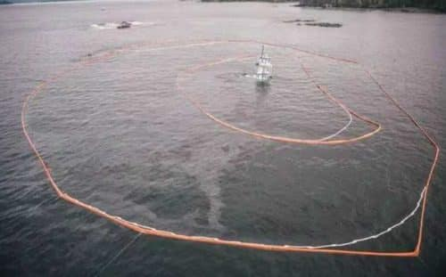 Kirby Corp Fined $2.9 Million for British Columbia Oil Spill