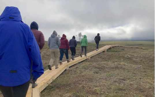 Program Aims to Provide Alaska Native and Rural Students with Opportunities at NOAA