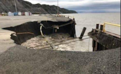 Coast Guard Closes Portion of Offshore Systems Kenai dock in Nikiski