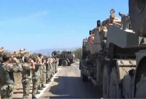 Trump: I Did Not Green-Light Turkish Incursion Into Syria
