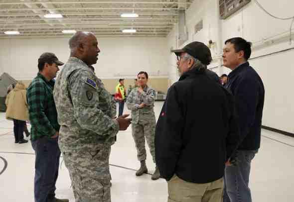Alaska's Adjutant General Continues Rural Hub Visits to Grow National Guard Capacity