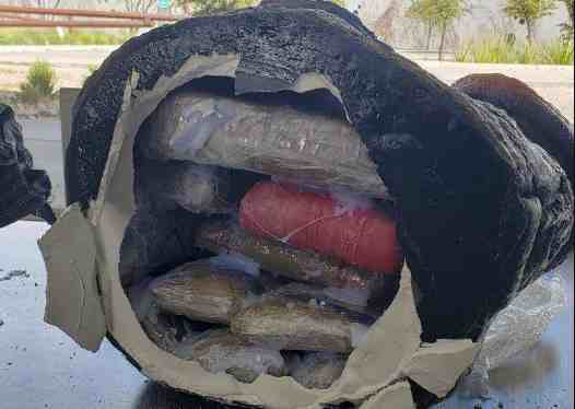 CBP Officers Seize Nearly 130 Pounds of Hard Drugs