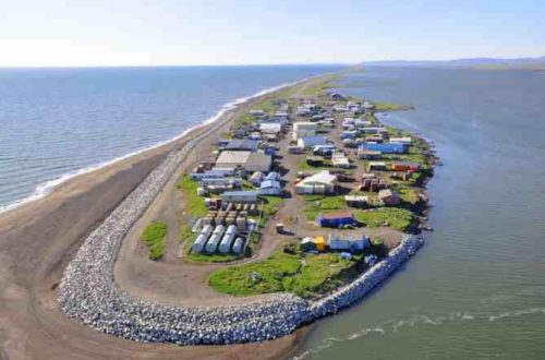 Two in Kivalina Charged after Gunfire Incident,  One Victim Hospitalized in Kotzebue