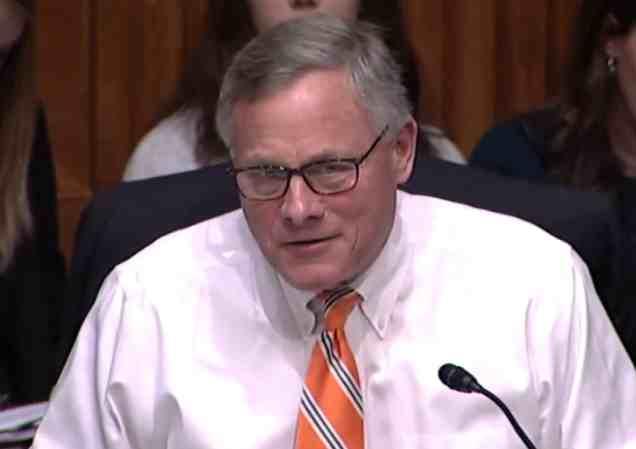 Senator Burr Faces DOJ Investigation for Selling a Fortune in Stocks Right Before the Market Crashed