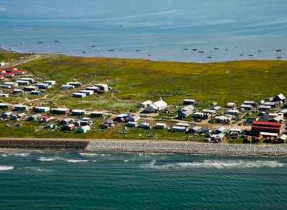 Alaska Natives in Bering Strait Region Brace Against COVID-19