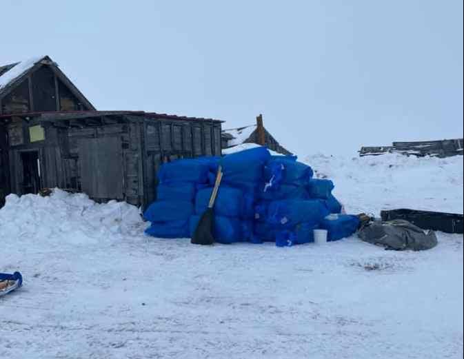 Community of Shaktoolik awarded Iditarod 2020 Golden Clipboard Award