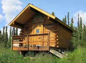 Public use cabin. Image-BLM