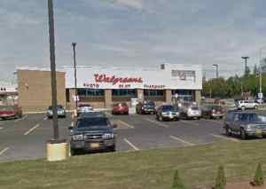 Walgreens at the New Seward and Northern Lights. Image-Google Maps