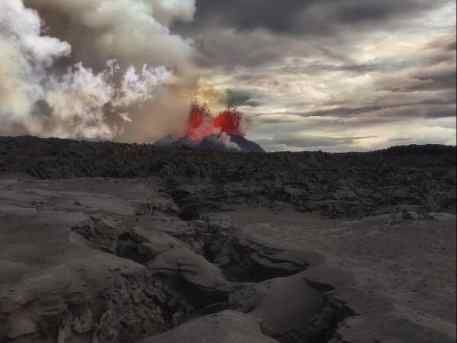 New Method May Help Anticipate Large Volcanic Eruptions