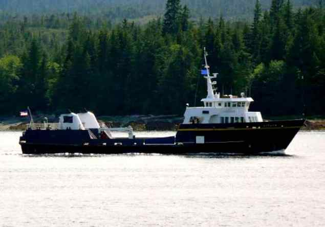AMHS to Assist IFA With Temporary Ferry Service Between Ketchikan and Hollis