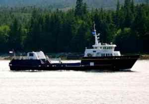 Southeast Alaska ferry Lituya.