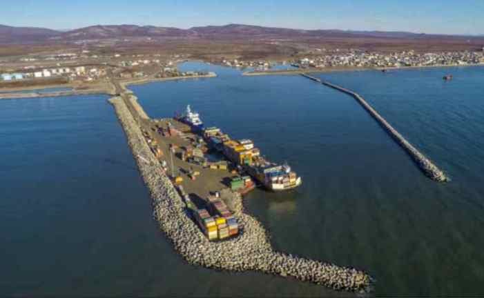 Corps Seeks Federal Authorization for Port Expansion Project in Nome
