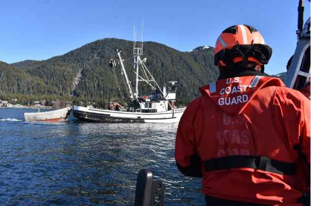 Coast Guard responds to number of safety, drug-related violations throughout Alaska