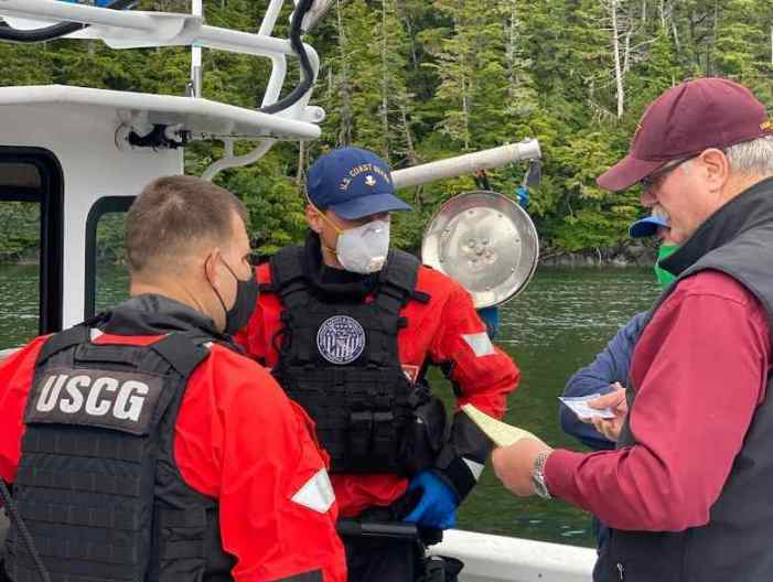 Coast Guard, Partner Agencies to Continue Conducting Missions in Sitka