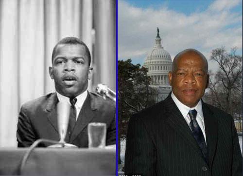 Body of Late Congressman, Civil Rights Icon John Lewis Returns to Washington
