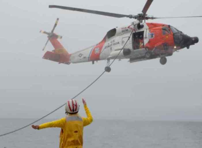Coast Guard Concludes Operation Arctic Shield 2020