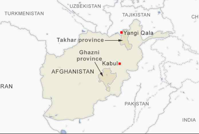 Afghan Army Base Bombing Kills Dozens