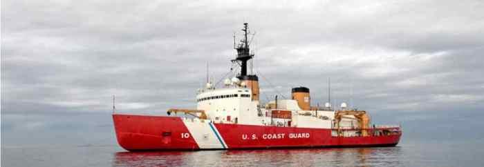 U.S. Coast Guard Cutter Polar Star develops next generation of Arctic leaders