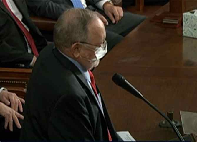 Alaska Congressman Don Young, Congressman, Dean of the U.S. House of Representatives, Begins 25th Term