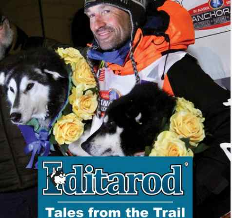 Catch Up with Thomas Waerner on the the Iditarod Podcast!