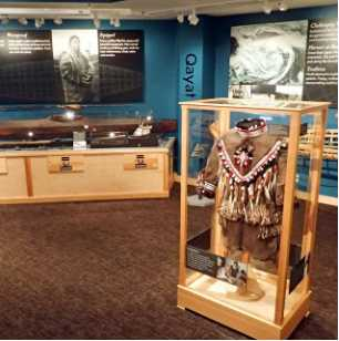 The Alutiiq Museum Gallery is Open
