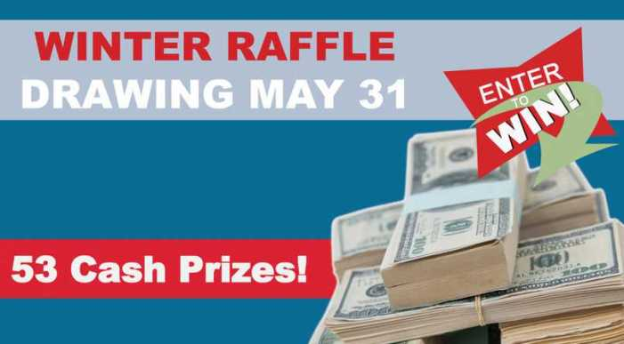 Announcing the 2021 Iditarod Winter Raffle!