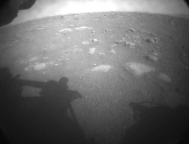 Perseverance Probe Successfully Lands on Mars