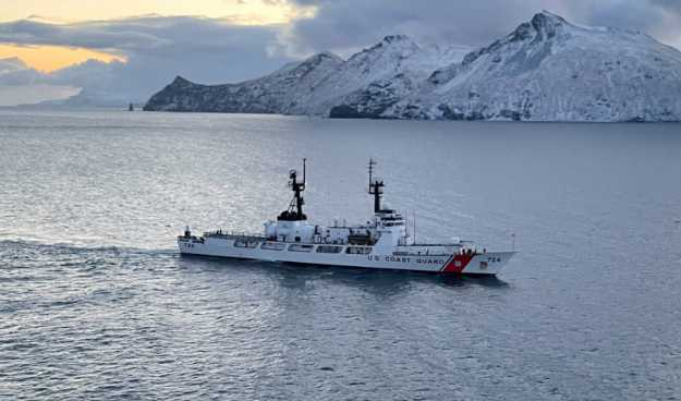 17th Coast Guard District to hold decommissioning ceremony for CGC Douglas Munro Saturday