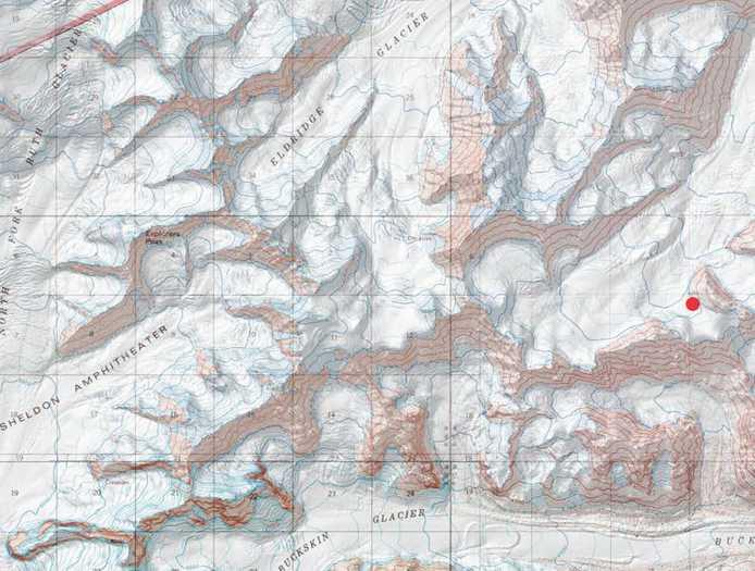 Skier Dies in Crevasse Fall in Denali National Park and Preserve
