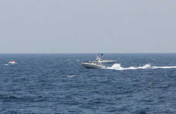 Iran Harasses US Ships, Submarine in Strait of Hormuz