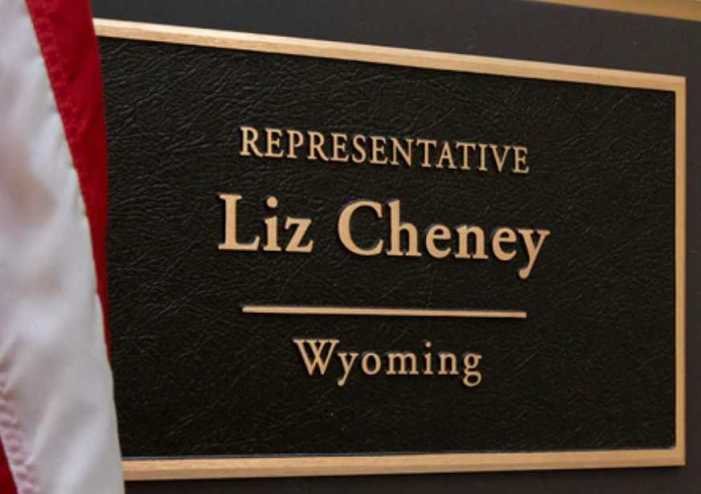 House Republicans Oust Cheney from Top Party Leadership Post