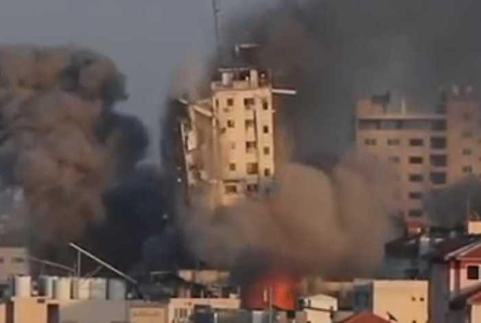 UN Chief Demands Immediate Israeli-Palestinian Cease-fire