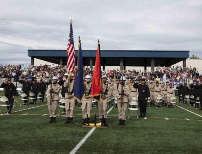 Seventy-nine cadets graduate from Alaska Military Youth Academy