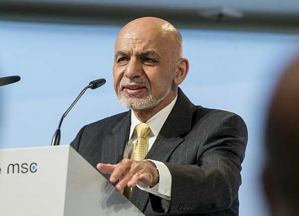 Ghani Leaves Afghanistan as Taliban Arrive at Kabul, Await Power Transfer