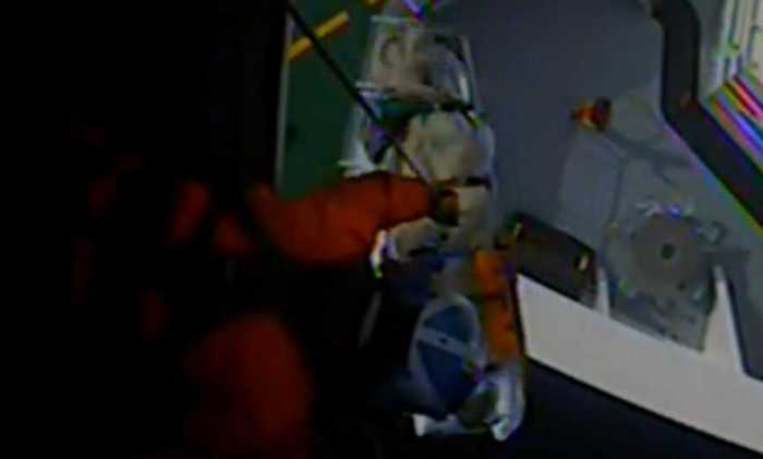 Coast Guard medevacs woman from cruise ship 45 miles from Sitka