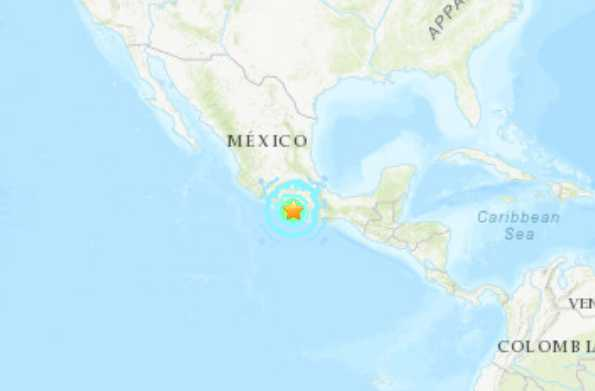 Mexico Authorities Say At Least One Person Killed in Powerful Earthquake