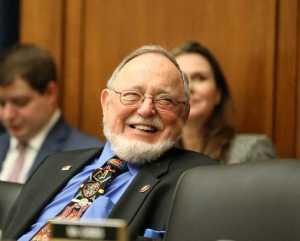 Representative Don Young. Image-Office of Congressman Don Young