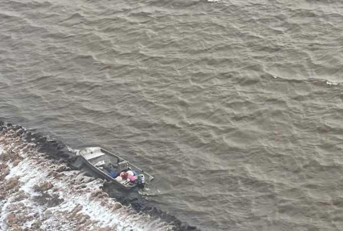 Coast Guard, Partner Agencies Locate, Rescue Three Teens near Selawik Lake