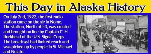 July 2nd, 1922