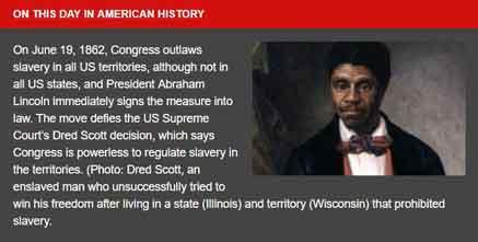 June 19th,1862